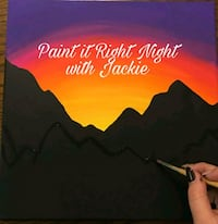 Paint it Right Night