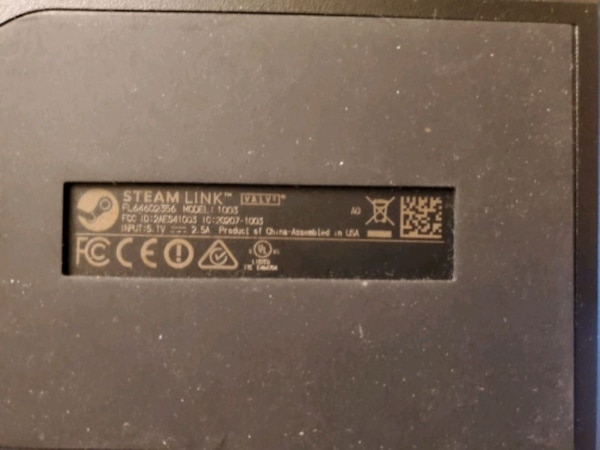Valve Steam link and controller! 13343293-c97f-469a-9a46-b5f4f7843512