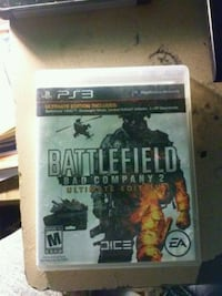 Battlefield Bad Company 2 PS3 game Alexandria, 22311