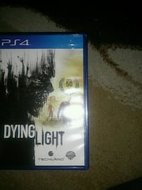 Dying Light PS4 Spiel Fall
