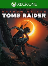 Tomb raider Xbox one game Vancouver, V6H 2S5