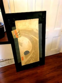 Abstract painting signed sclemons Toms River, 08757