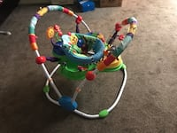 baby's multicolored jumperoo Salinas, 93901