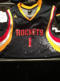 NBA Houston Rockets limited edition Tracy McGrady jersey sz M Burnaby, V5G 3X4