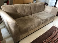 Excellent reversible sofa and chair Rockville, 20852