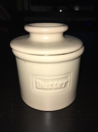 Ceramic beurre/butter dish Kettering, 45440