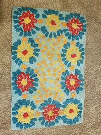 Kitchen/door rug