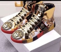 Versace sneakers  Falls Church, 22044