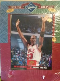 Super Star collectors choice Blow-up card Indianapolis