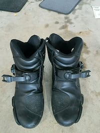 Motorcycle shoes Bristow, 20136
