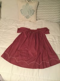 Hand sewn by great grandmother girls dress size 4/5  Clearwater, 33765