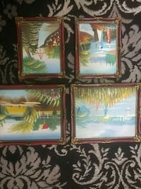 Antique paintings from 1930s or 1940s Johnson City, 37604