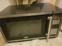 OSTER Stainless Microwave Oven Los Angeles, 90004
