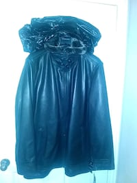 Mens leather jacket Dallas, 75254
