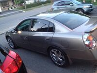 Chrome rims with tires verde scorpion 18x8 the bolt pattern 5x114 not the car the car is sold  Mississauga