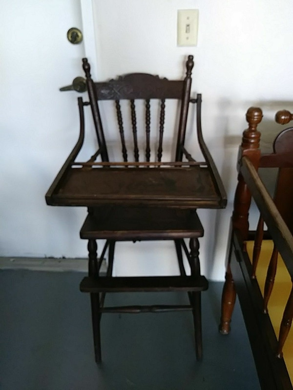 94836c828a8e8 Used Antique High Chair for sale in Stuart - letgo