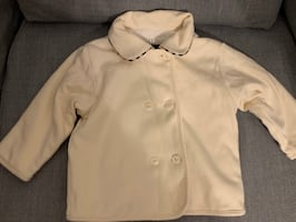 Burberry baby jacket