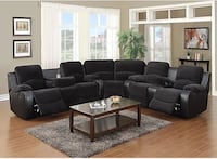 Only $39 down no credit needed microfiber material 3pc sofa loveseat a College Park