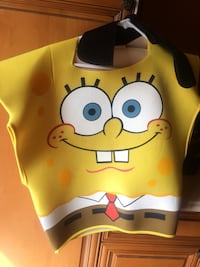 SpongeBob costume with shoe covers New Hyde Park, 11040