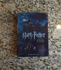 Harry Potter 8 Film DVD Set Complete 1-8 Collection MURFREESBORO