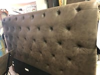 Brand New Brown King Size Bed London, N6L 1A3