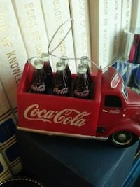 Coca cola truck ornament  Scarborough, M1W 3N7