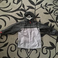 Boys Sport Tek size 8 spring/fall jacket. Excellent condition