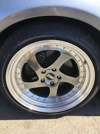 19 inch Esr Rims w/ wheels Long Beach, 90813