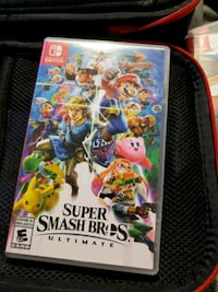 Super smash bros Nintendo switch  Toronto, M6E 4E4