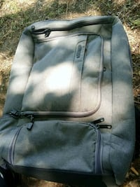 blue and gray leather backpack Dallas, 75210
