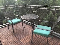 Patio set, table and 2 chairs Baltimore, 21224