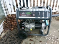 Briggs and Stratton Storm Responder Generator Westminster
