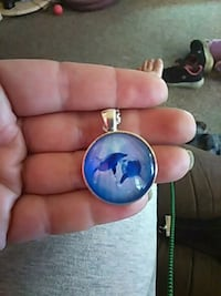 Dolphin Necklace Burlington, 52601