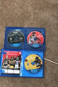 Madden 19,nba live 19,call of duty ww2 Suitland, 20746