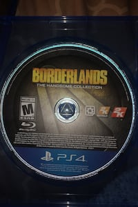 Ps4 Borderlands Handsome Collection
