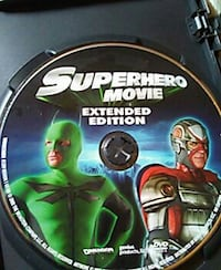 Superhero movie extended edition disc Somerset, 42503