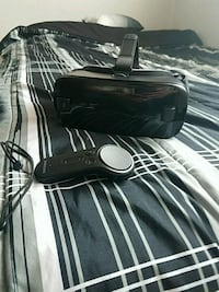 A Samsung virtual reality headset with the remote Ardmore, 73401