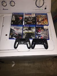 ps4 controller and games Baltimore, 21229