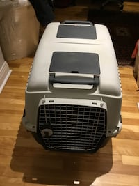 """Large pet crate - 25"""" x 36"""" brand new"""