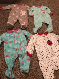 baby clothes 0-6 months Springdale, 72762