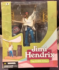 Jimi Hendrix. Collectable New York, 11356