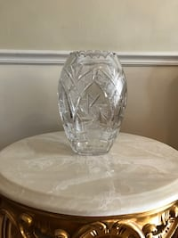 Authentic CRYSTAL vase Potomac, 20854