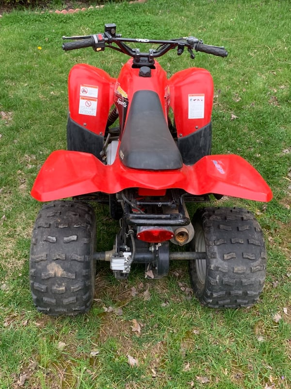 2014 KYMCO Mongoose 90 Four Wheeler | Will consider reasonable OFFER- NEED SELL THIS WEEKEND! 9f473266-6e12-4ebf-bdf1-777c0ee9b5a6