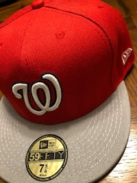 Brand New 59 Fifty New Era MLB Fitted Hat Hanover, 21076