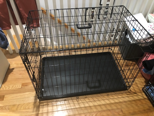 Dog crate 2