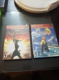 PlayStation 2 games Richmond, V6Y 3E6