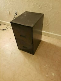 Black metal file cabinet Woodbridge, 22193
