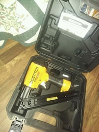 black and yellow Bostitch nail gun Edmonton, T5B 0S1