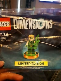 Lego dimensions green arrow Tillsonburg
