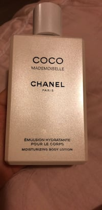 Coco Chanel body lotion. 200ml Burnaby, V5H 2J3